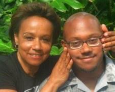 Phyllis & son