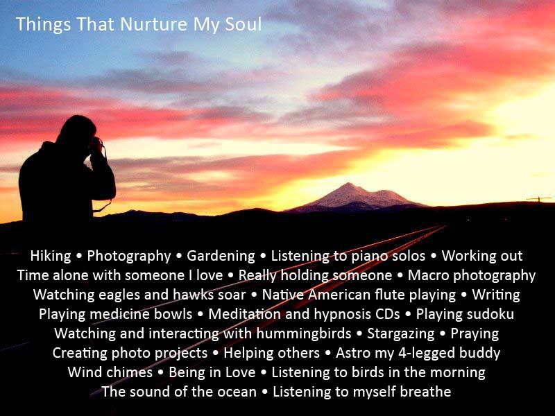 Ron Nurture Soul