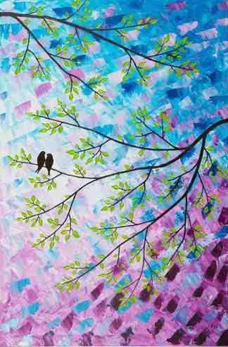 """""""Spring Romance"""" by Qiqi Li"""